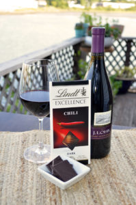 what wine goes with chili