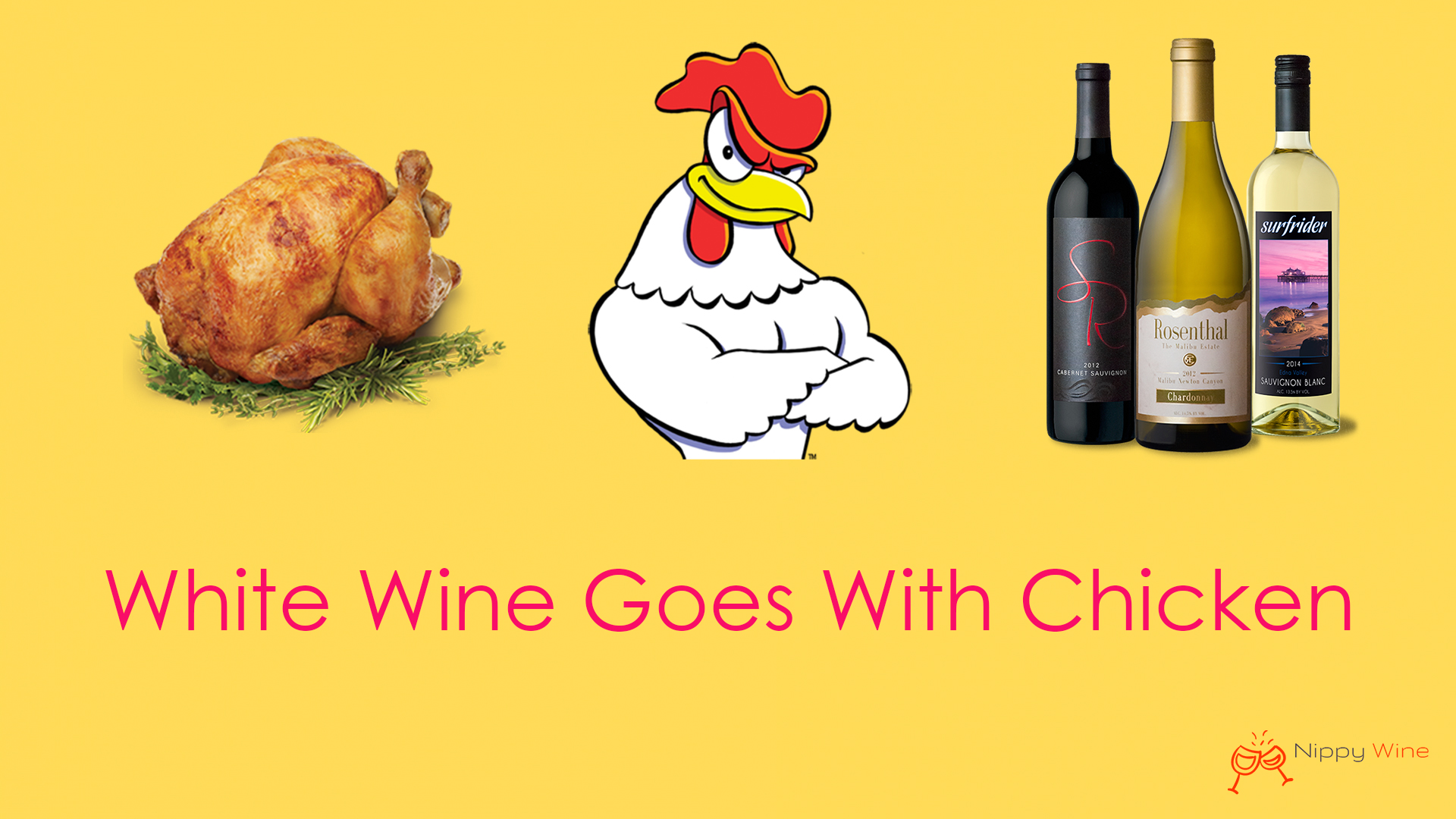 what wine goes with chicken