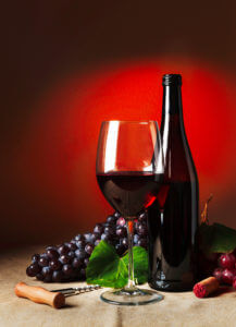 full bodied red wine