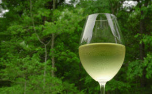low bodied white wine