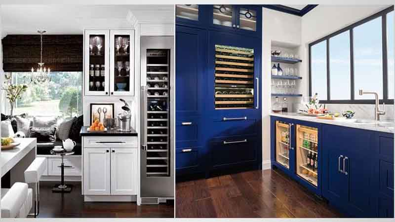 Wine Cooler Cabinet Ideas