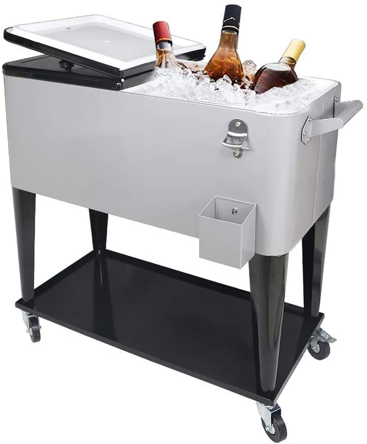 patio-cooler-cart-with-wheels